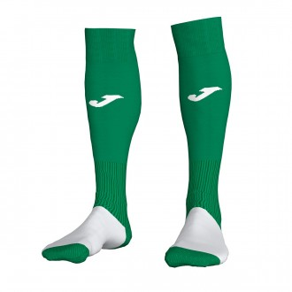 Football Socks Joma Profesional II Green-White