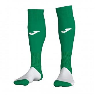 Football Socks  Joma Profesional II Green-White