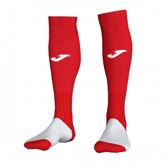 Football Socks Joma Profesional II Red-White