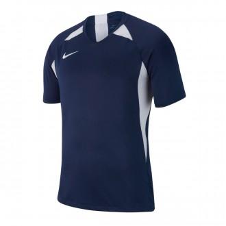 Camiseta  Nike Legend m/c Niño Midnight navy-White