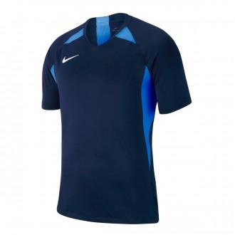 Camiseta  Nike Legend m/c Niño Midnight navy-Royal blue