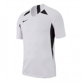 Camiseta  Nike Legend m/c Niño White-Black
