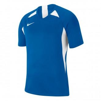 Camiseta  Nike Legend m/c Niño Royal blue-White