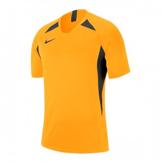 Camiseta  Nike Legend m/c Niño University gold-Black