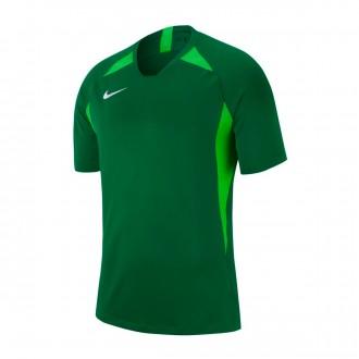 Camiseta  Nike Legend m/c Pine green-Action green