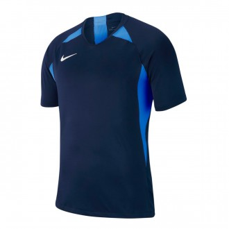 Camiseta  Nike Legend m/c Midnight navy-Royal blue