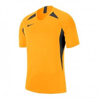 Camiseta  Nike Legend m/c University gold-Black