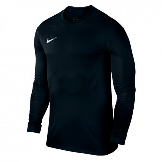 Sweatshirt  Nike Dry Football Top Black-White