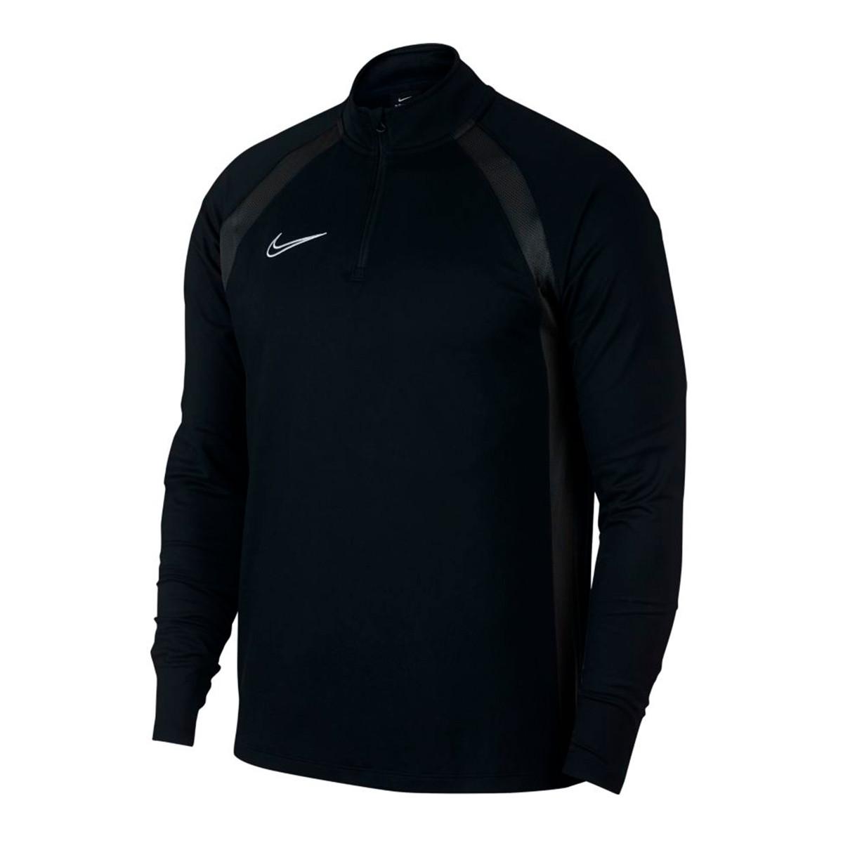 9a585f41 Playera Nike Dry Academy Dril Top Black-Anthracite - Tienda de fútbol  Fútbol Emotion