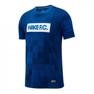 Camisola  Nike Nike F.C. Dry Block Indigo force
