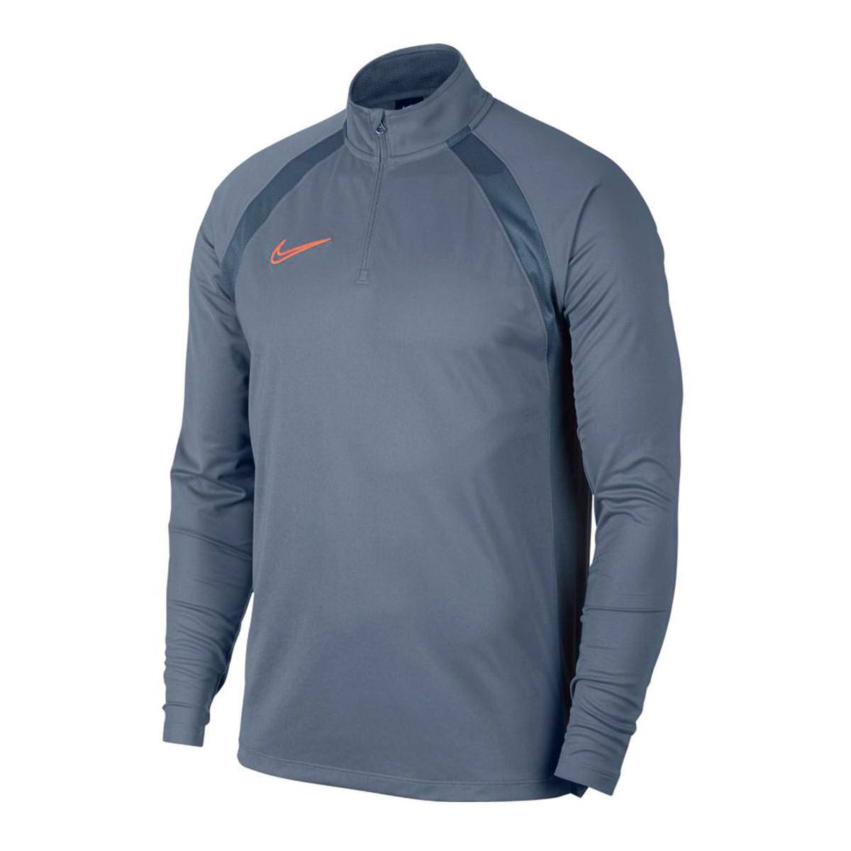 6558e075d Jersey Nike Dry Academy Dril Top Armory blue-Monsoon blue - Football ...