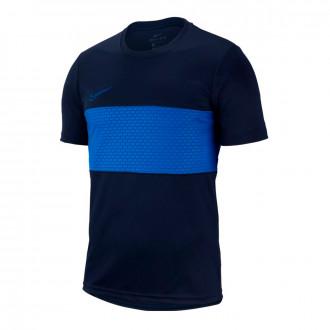 Camiseta  Nike Dri-FIT Academy Obsidian-Game royal