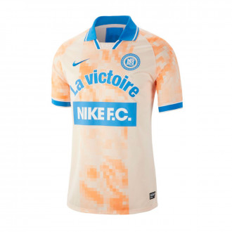 Jersey  Nike Nike F.C. Guava ice-White