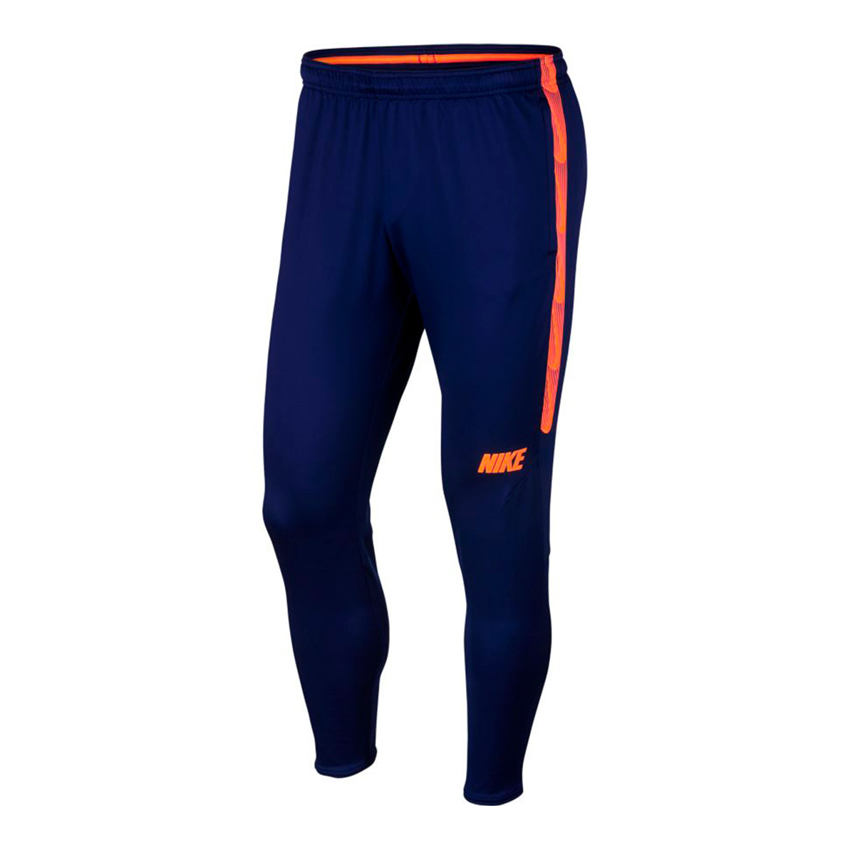 ca2eed591 Long pants Nike Dri-FIT Squad Blue void-Blue void-Total orange ...