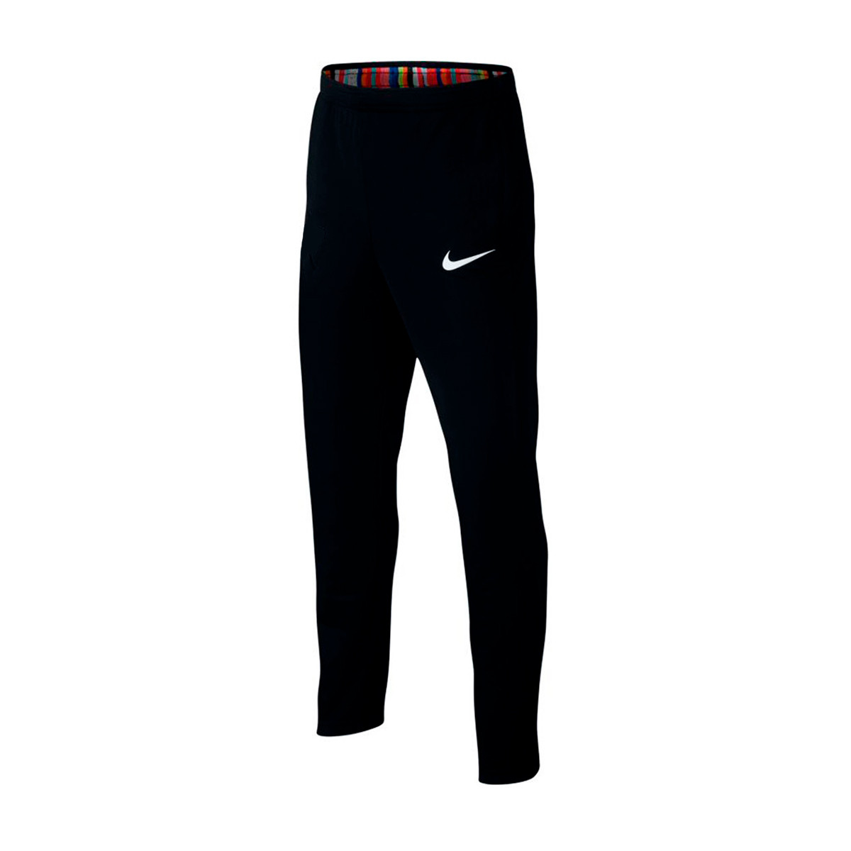 496205f07 Long pants Nike NK Dry LVL Up KPZ Niño Black-White - Football store ...