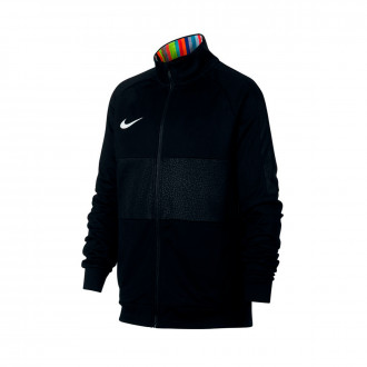 Veste Nike Dry 96 enfant Black-White