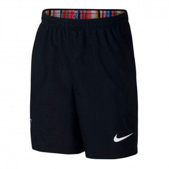 Short  Nike Dry CR7 WZ enfant Black-White