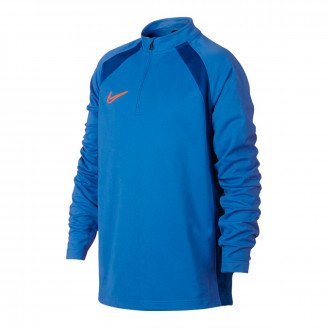 Camiseta  Nike Dry Academy Dril Top Niño Pacific blue-Indigo force