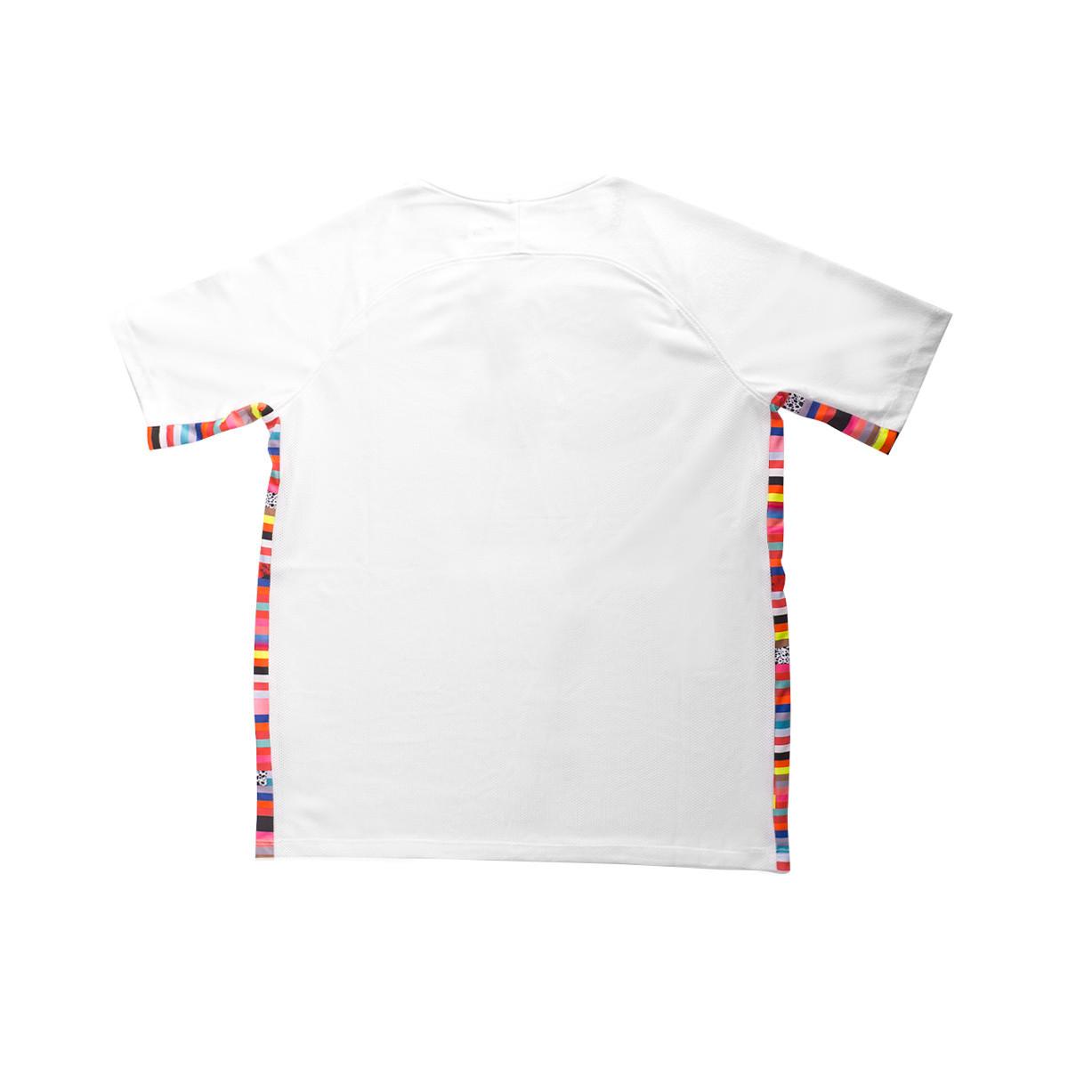 65b795905 Jersey Nike Dry Top LVL UP Niño White-Black - Football store Fútbol Emotion