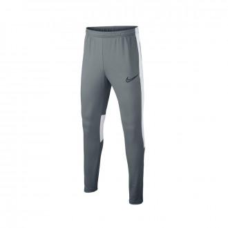Pantalon  Nike Dry Academy KPZ enfant Cool grey-White