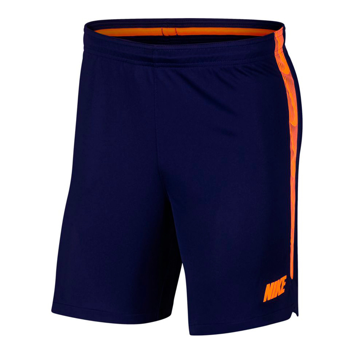00dc96ae3 Shorts Nike Dri-FIT Squad Niño Blue void-Total orange - Tienda de ...
