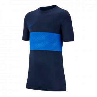Camiseta  Nike Dri-FIT Academy Niño Obsidian-Game royal