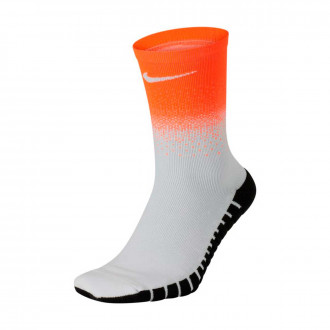 Meias  Nike Squad Hyper crimson-Black-White