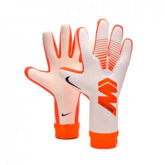Luvas  Nike Mercurial Touch Victory White-Hyper crimson-Black