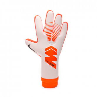 Glove  Nike Mercurial Touch Victory White-Hyper crimson-Black