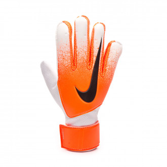 Glove  Nike Match Niño White-Hyper crimson-Black