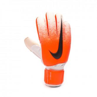 Guante  Nike Spyne Pro White-Hyper crimson-Black