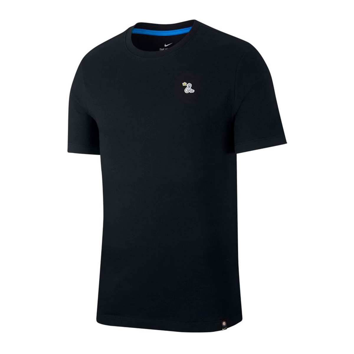 sneakers for cheap 5d6b7 7f3ac Camiseta Inter Milán Kit Story Tell 2018-2019 Black