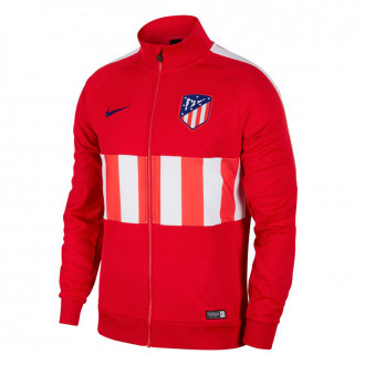 Jacket  Nike Atlético de Madrid 2018-2019 Sport red-White-Deep royal blue
