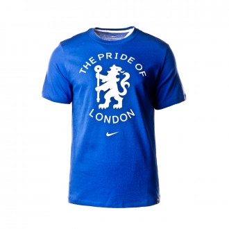 Maillot  Nike Chelsea FC Kit Story Tell 20189-2019 Rush blue