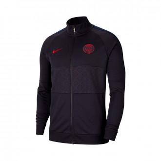 Casaco Nike Paris Saint-Germain 2018-2019 Oil grey-University red