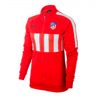 Jacket  Nike Atlético de Madrid 2018-2019 Mujer Sport red-White-Deep royal blue