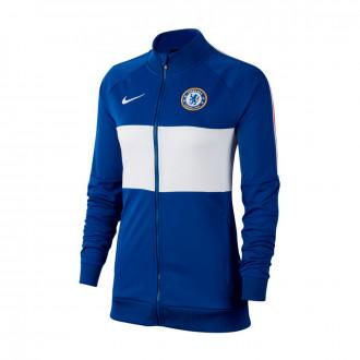 Chaqueta  Nike Chelsea FC 2018-2019 Mujer Rush blue-White