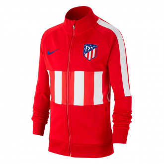 Veste  Nike Atlético de Madrid 2018-2019 enfant Sport red-White-Deep royal blue
