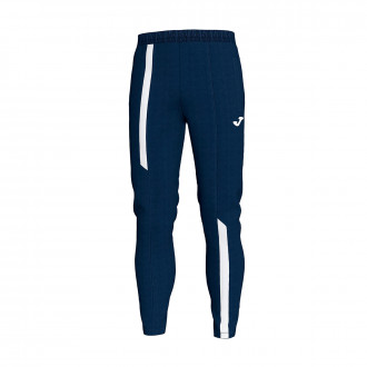 Long pants   Joma Supernova Navy blue-White