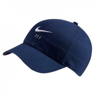 Cap  Nike Selección Francia H86 2018-2019 Midnight navy-White