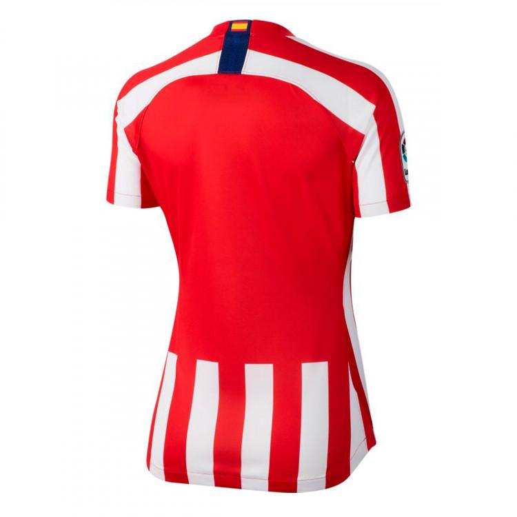 Camiseta Nike Atlético de Madrid Breathe Stadium SS Primera Equipación 2019-2020 Mujer Sport red ...