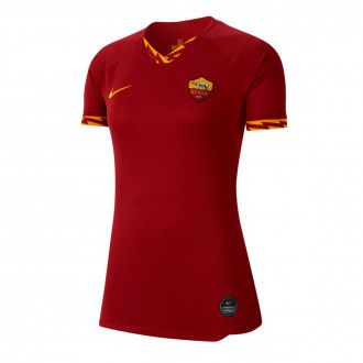 Maglia Nike AS Roma Breathe Stadium SS Maglia stagione 2019-2020 Donna Team crimson-University gold