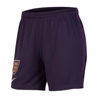 Short  Nike Seleccion Inglaterra Dry Squad WWC 2019 Mujer Purple dynasty-Night purple
