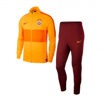 Tracksuit  Nike Galatasaray SK Dry Strike 2019-2020 Laser orange-Dark team red-Pepper red