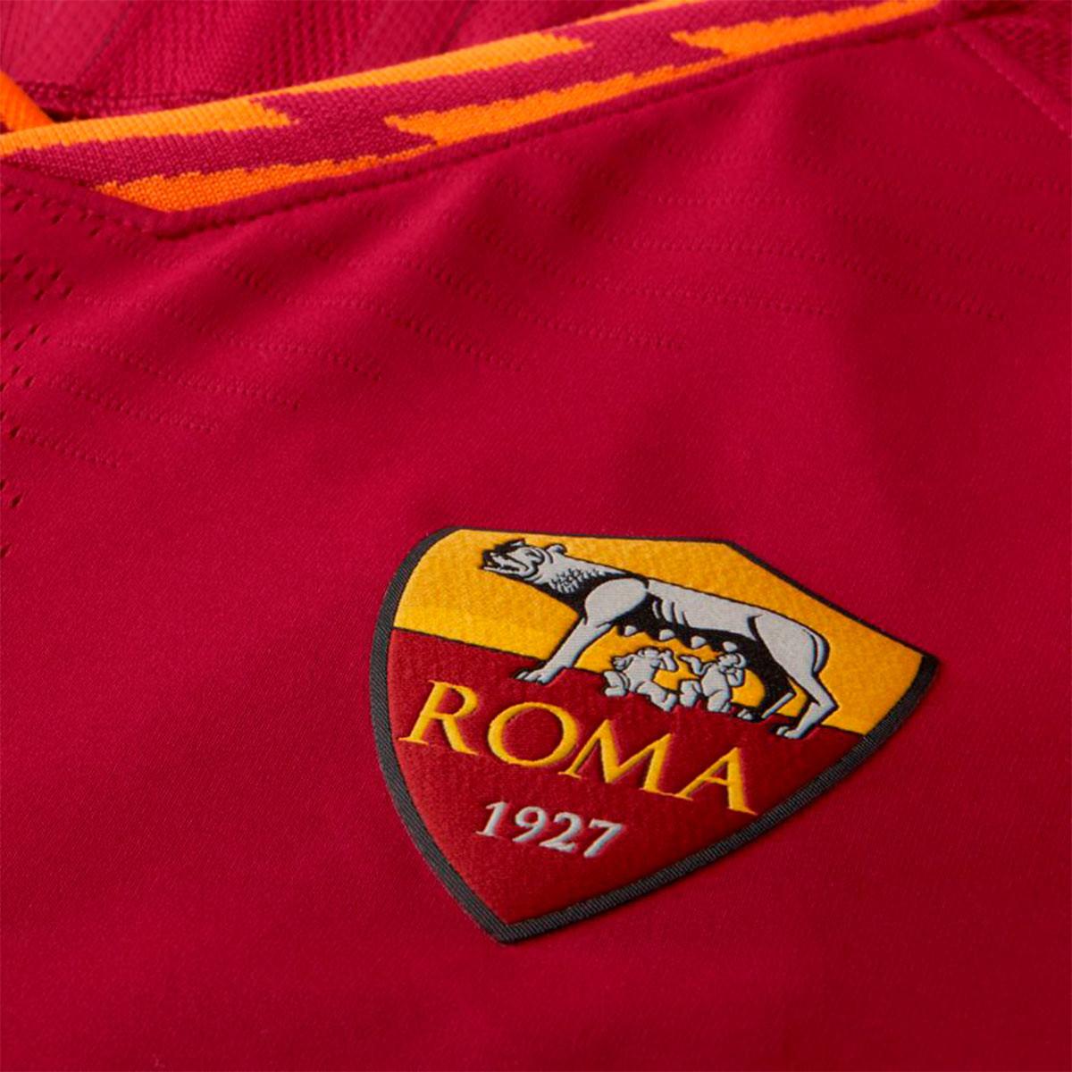 Vapor Ss Roma 2019 Match As 2020 Crimson University Equipación Gold Primera Camiseta Team g7yfvYb6