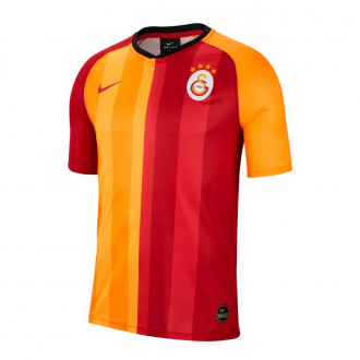 Jersey  Nike Galatasaray SK Breathe Top SS Primera Equipación 2019-2020 Pepper red