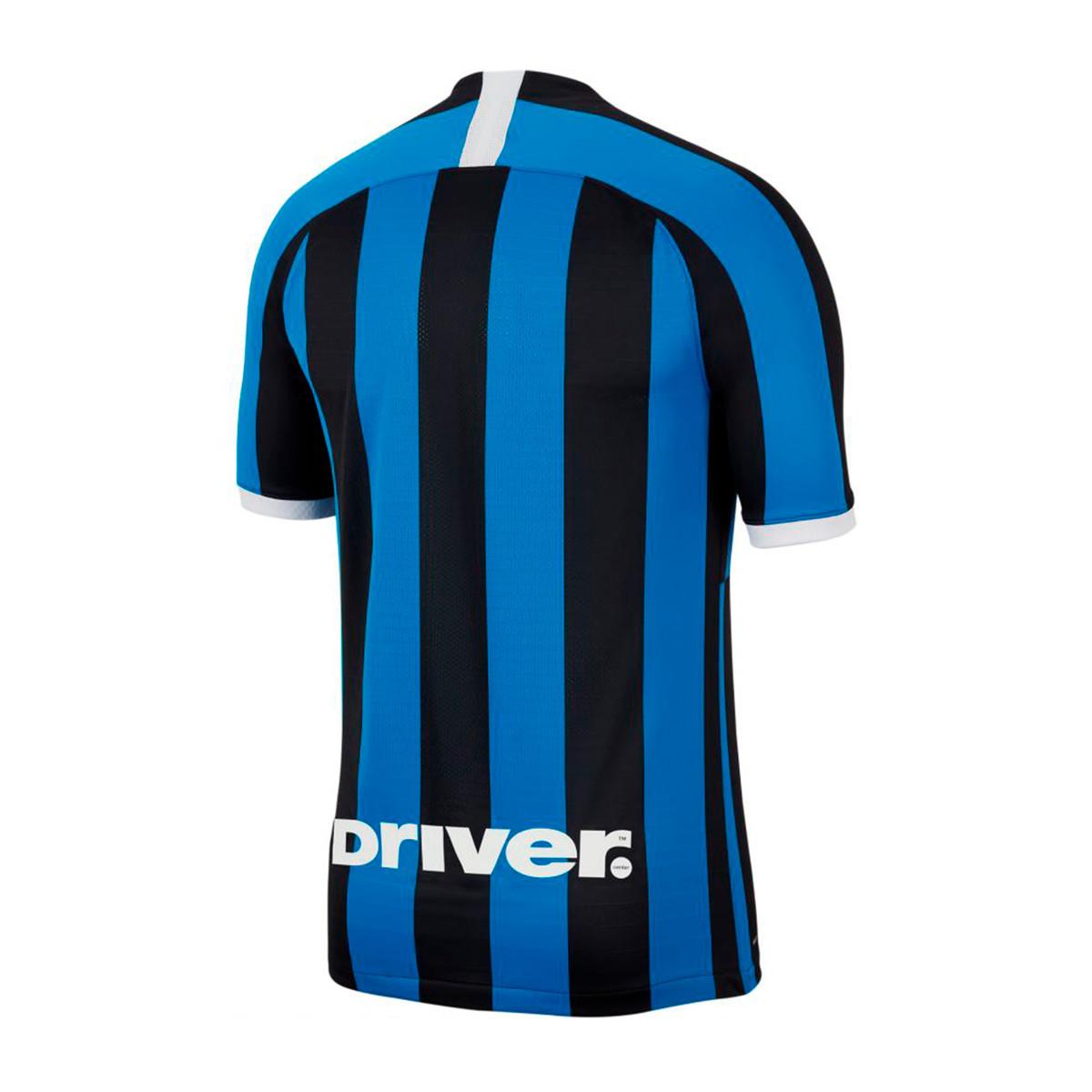d3dde1b9 Jersey Nike Inter Milán Vapor Match SS Primera Equipación 2019-2020 ...
