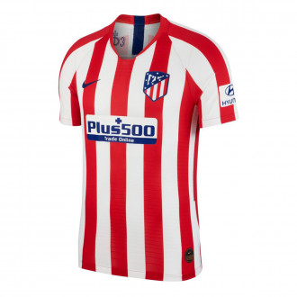 Jersey Nike Atlético de Madrid Vapor Match SS Primera Equipación 2019-2020 Sport red-Deep royal blue
