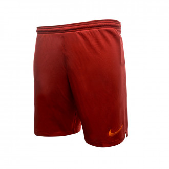Shorts  Nike Galatasaray SK Breathe Stadium Primera/Segunda Equipación 2019-2020 Pepper red-Vivid orange