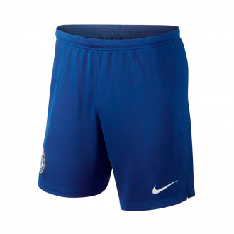 Shorts  Nike Chelsea FC Breathe Stadium 2019-2020 Home/Away Rush blue-White